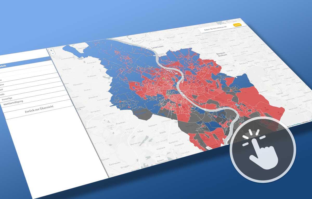 Stadt Köln Europawahl