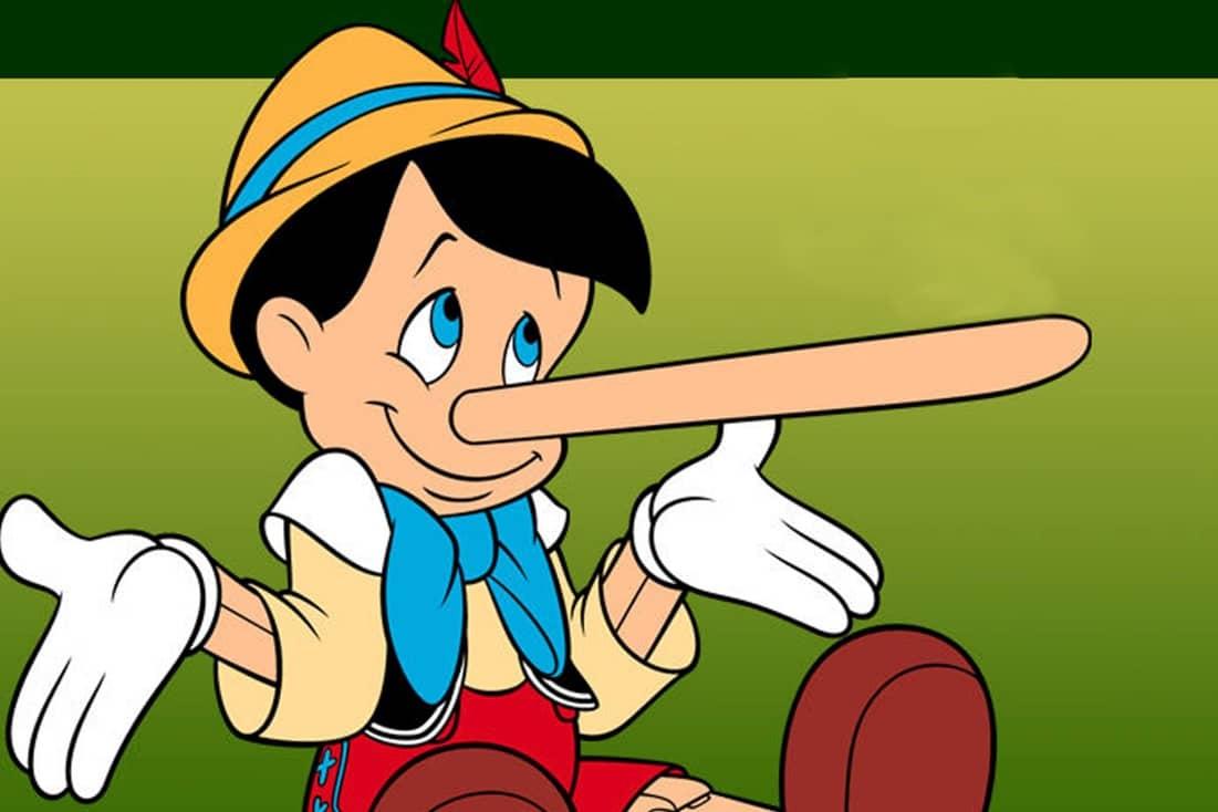 Pinocchio. Während die Lüge zum politischen Schraubenschlüssel erwächst, ringt eine Gesellschaft mit ihrem Verhältnis zur Wahrheit. Das Vertrauen verliert an Klebkraft.