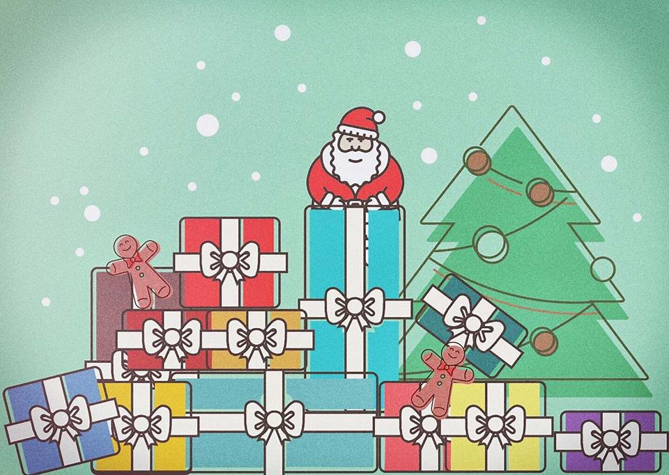 Weihnachten 2017 - Früher war mehr Lametta